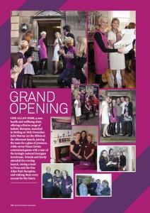 Scottish Women Mag Cover